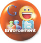 Enforcement globe