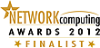 Network Computing UK - Security Product of the Year 2012