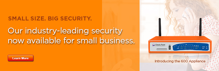 Small Size. Big Security. Our industry-leading security now available for small business. Learn More