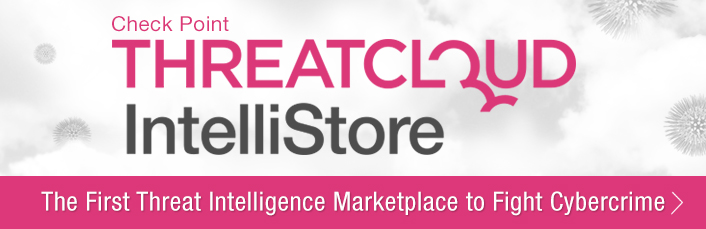 ThreatCloud Intellistore