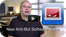 Video: The New Anti-Bot Software Blade