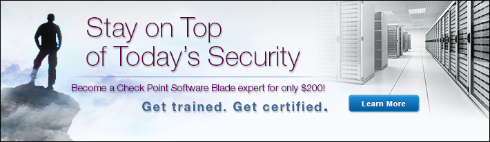 Learn how to get started with your Software Blades!