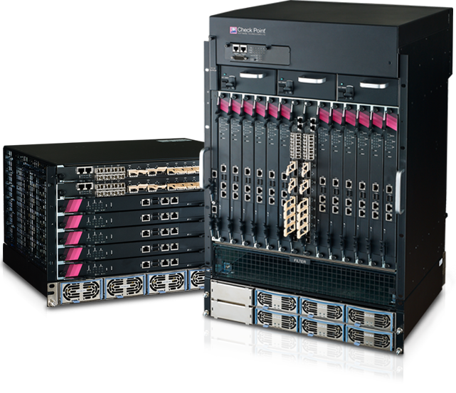 High Performance and Scalable Platforms 44000/64000 Series appliances