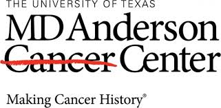 University of Texas M.D. Anderson Cancer Center Logo