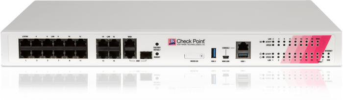 Small Business Security Appliances | Check Point Software