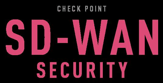 Логотип для защиты SD-WAN