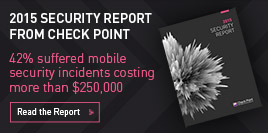 82% of security professionals expect the number of mobile security incidents to increase.