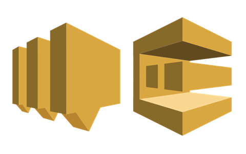 Amazon AWS Security SQS icon