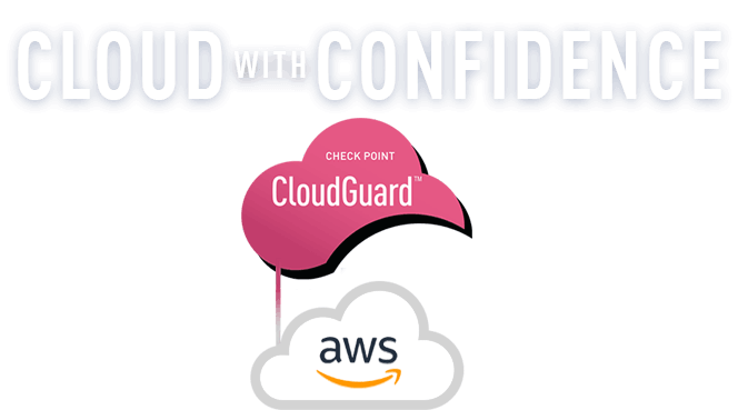 Amazon AWS Security CloudGuard logo hero image