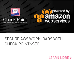 Secure AWS Workloads with Check Point vSEC