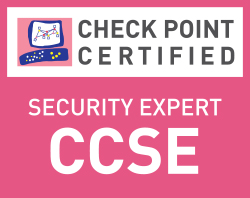 Check Point Certified Security Expert (CCSE)