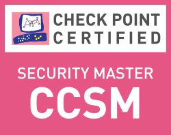 Check Point Certified Security Master (CCSM)