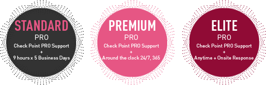 Check Point Pro Plans