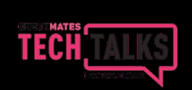 Checkmates Tech Talks logo