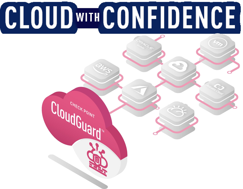 CloudGuard Cloud Network logo