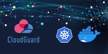 Immagine del riquadro CloudGuard Container Security