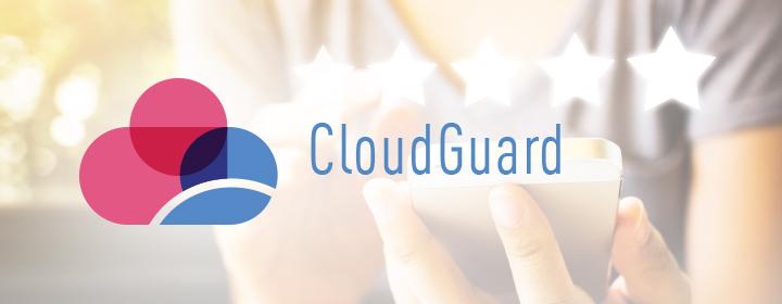 CloudGuard G2 review spotlight