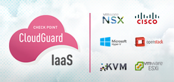CloudGuard IaaS public cloud main vendors