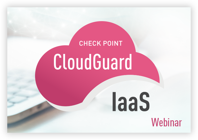 Watch our on-demand webinar to learn about CloudGuard IaaS for private cloud security