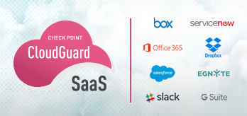 CloudGuard SaaS apps