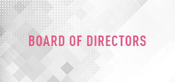 Corporate Governance Board of Directors
