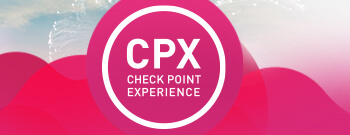 The Check Point Experience is coming to you!