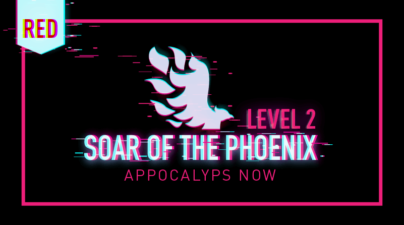 Cyber Range Soar of the Phoenix: Appocalyps Now Course tile image