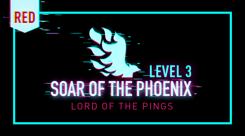 Cyber Range Soar of the Phoenix: Lord of the Pings Course tile image