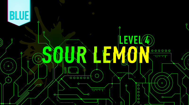 Cyber Range Sour Lemon Course tile image