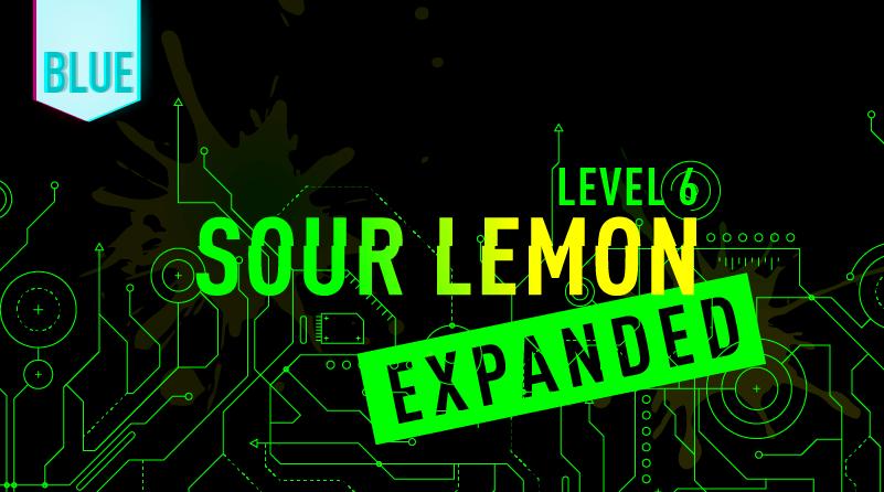 Cyber Range Sour Lemon Expanded Course tile image