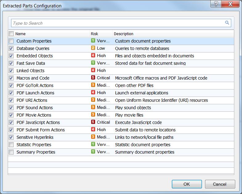 SandBlast Threat Extraction | Check Point Software