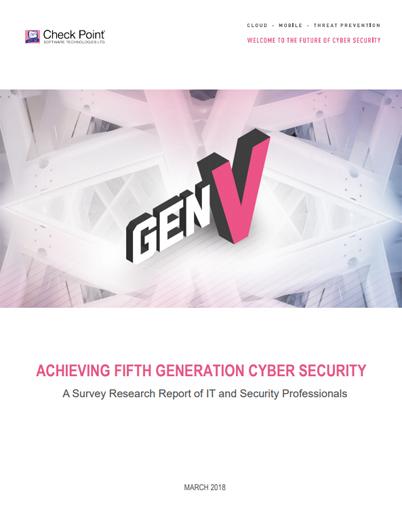 Infinity GenV report