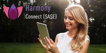 Harmony Connect SASE tile