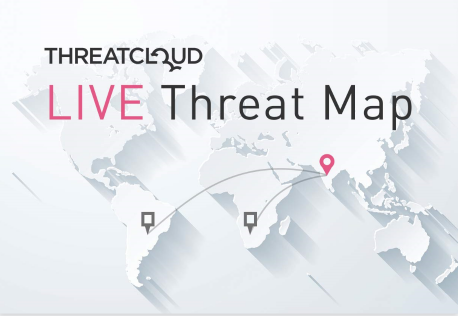 Live Threat Map