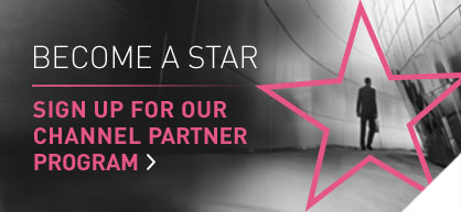 Become A Star: Sign Up For Our Channel Partner Program