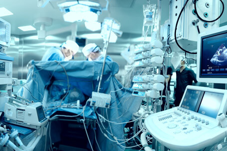 IoT Security Healthcare sector image