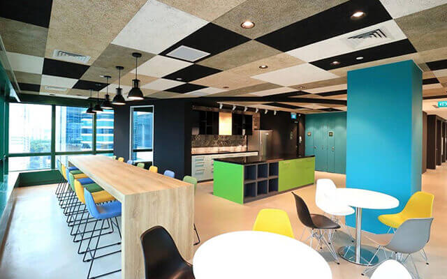 Check Point Singapore Office photo