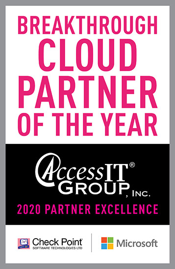 Cloud Partner of the Year - AccessIT Group