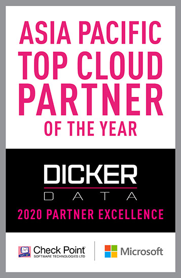 Asia Cloud Partner of the Year - Dicker Data