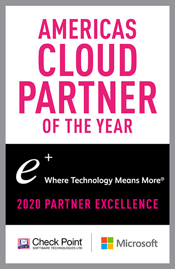 Americas Cloud Partner of the Year - e+