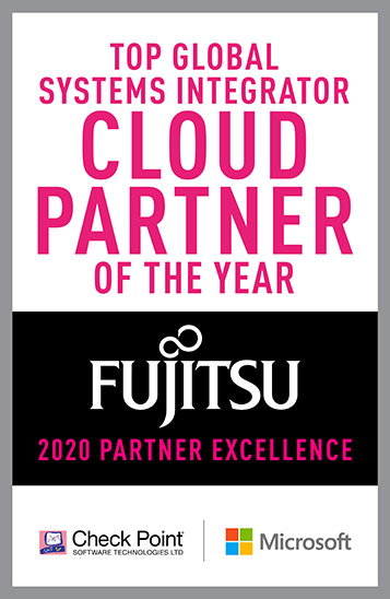Top Global Systems Integrator Cloud Partner of the Year - Fujitsu