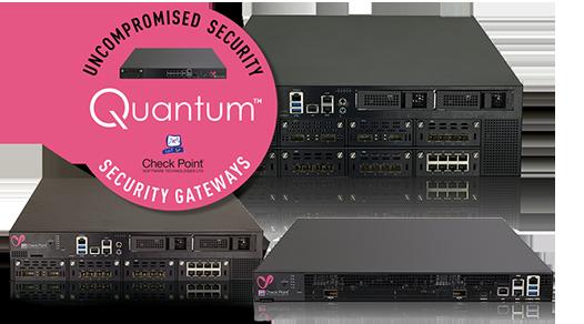 Next Generation Firewalls Quantum 26000 Appliance
