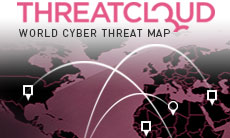 Check Point's Threat Map