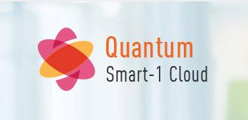 Logo de Quantum Smart-1 Cloud