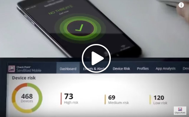 SandBlast Mobile: The Leader in Mobile Security | Check Point Software