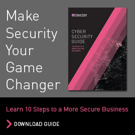 Make Security Your Game Changer - DOWNLOAD GUIDE