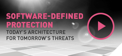 Software Defined Protection (SDP) Video: Today Architecture for Tomorrow Threats