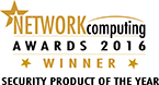 Network Computing Awards 2016: Security Product of the Year
