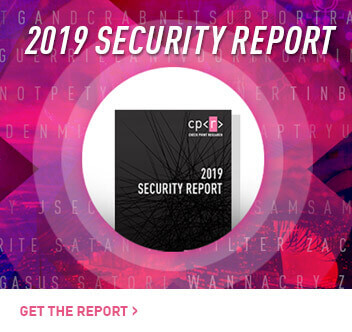 Security Report 2019