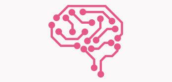 Circuit brain tile